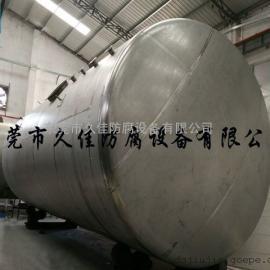 工业氨水储罐 广东不锈钢316氨水储罐厂家