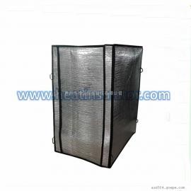 保温托盘罩镀铝膜气泡材料物流运输防尘罩冷冻货物保温罩