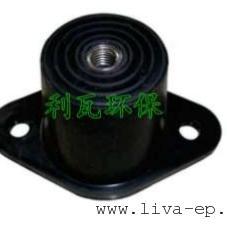 橡胶式减震器,风机减震器,风机避震器,风机隔振器