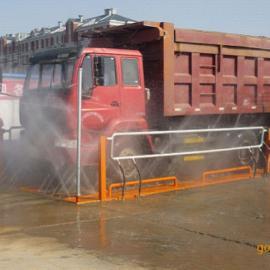 杭州建筑工地平板式加长型高压洗轮机