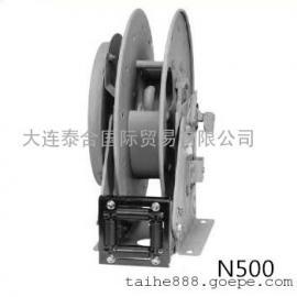 美国汉纳N500系列自动高压弹簧卷管器