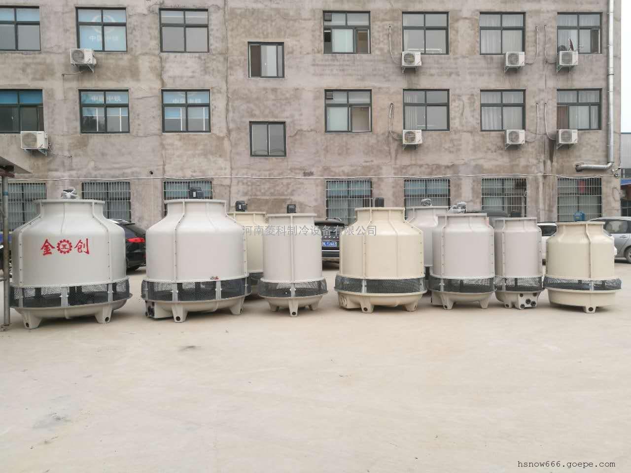 供应优质金创JCT系列玻璃钢逆流式冷却塔厂家直销