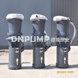 移动方便简易式潜水轴流泵