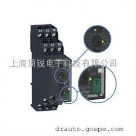 施耐德 RM22系列多功能三相控制继电器 RM22TU23