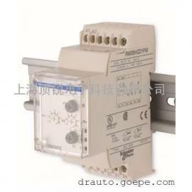 施耐德 频率控制继电器RM35HZ21FM 低频/超频检测