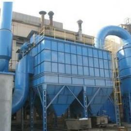 河北硅铁炉除尘器硅铁炉布袋除尘器