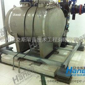 地下室水泵噪音治理