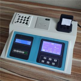 SN-200T-12 台式水质多参数快速测定仪(消解测量一体机)