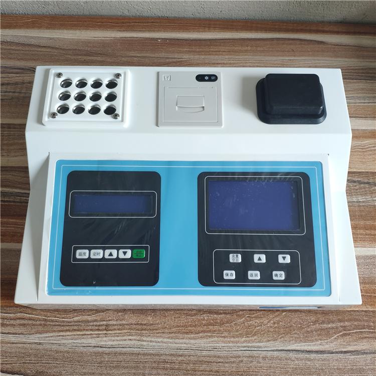 SN-200T-18 台式水质多参数分析仪