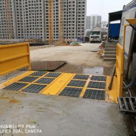 杭州建筑工地JK-200平板式加长型洗轮机