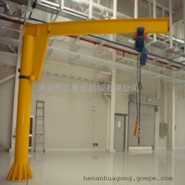 BZD5手动悬臂起重机 港口码头装卸吊机 电葫芦悬臂吊