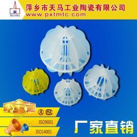 厂家长期供应 优质 塔填料 塑料球 Φ50 PP多面空心球
