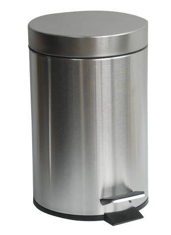 新张大型不锈钢垃圾桶