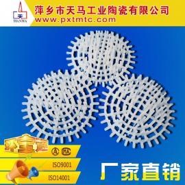 厂家大量生产海胆环 塑料海胆环 填料