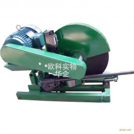 山东济宁热销碳元钢切割小型台式砂轮切割机型材切割机