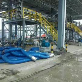 轻型复合软管 罐车卸油输油软管 螺旋钢丝增强化工软管