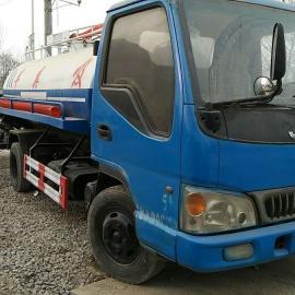 供应厂家原装旧洒水车油罐车