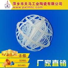 直销优质水处理填料 塑料网笼球