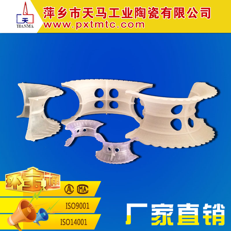 异鞍环 塑料填料 塑料异鞍环