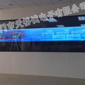 55寸液晶拼接屏 三星超窄边拼接电视墙大屏幕