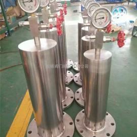水锤消除器:活塞式水锤吸纳器