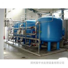 北京游泳池水处理设备安装 重力式无阀精滤机 水体过滤系统