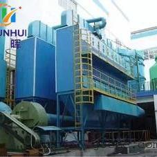 5吨锅炉单机脉冲布袋除尘器降温阻火技术厂家首屈一指