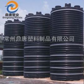 50吨塑料水箱 50立方塑料储罐大型塑料容器厂家直销