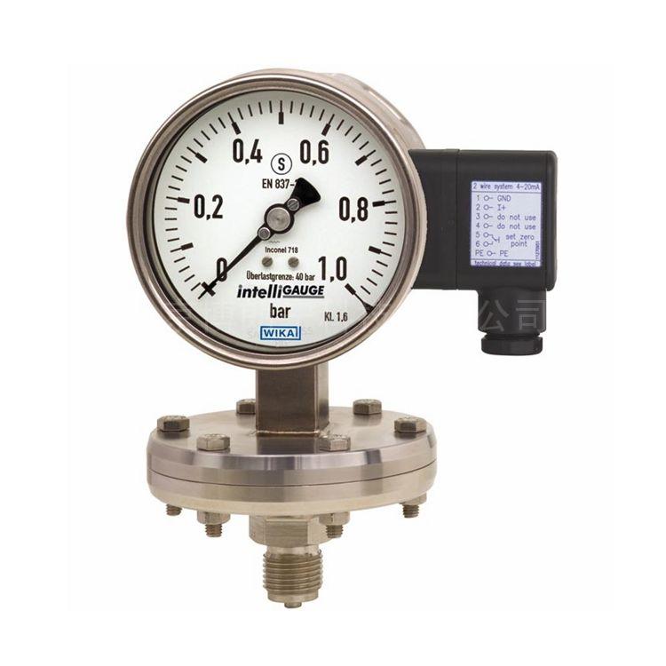 谷瀑环保设备网 压力仪表 压力表 香河华拓电机制造有限公司 产品展示