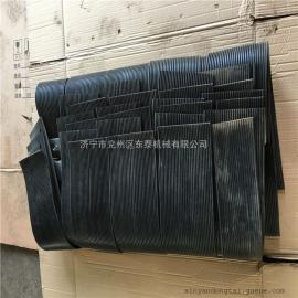 优质橡胶挡尘帘,风流中携带的煤尘在通过挡尘帘时