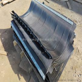 输送机耐磨挡尘帘,山东东泰高质量橡胶挡尘帘,深受客户好评