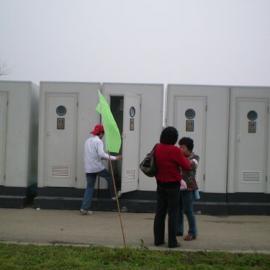 扬州移动厕所租赁,信赖品质优越,价格合理