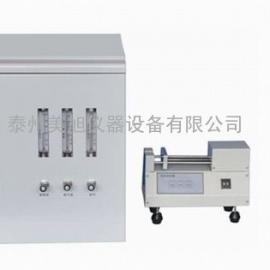 紫外荧光定硫仪满足国五国六汽柴油的检测标准要求