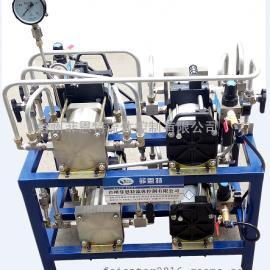 大流量气体增压系统-ZTS系列激光切割机 氧切割专用