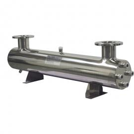 厂家直销30T/H过流式紫外线杀菌器 304不锈钢材质