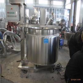高压蒸煮锅 立式温度可控 酱卤肉类专用锅 宏科定制电加热
