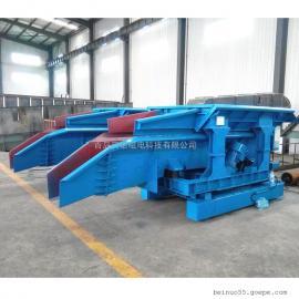电炉加料机 电炉加料槽式给料机机械化加料车