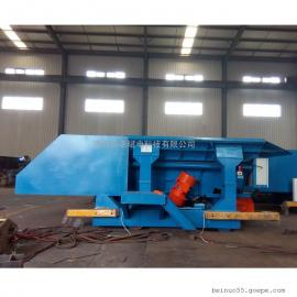 铸造厂改造电炉加料车 纵向移动振动加料车