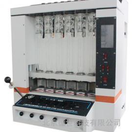 上海纤检 粗纤维测定仪 SLQ-200粗纤维测定仪