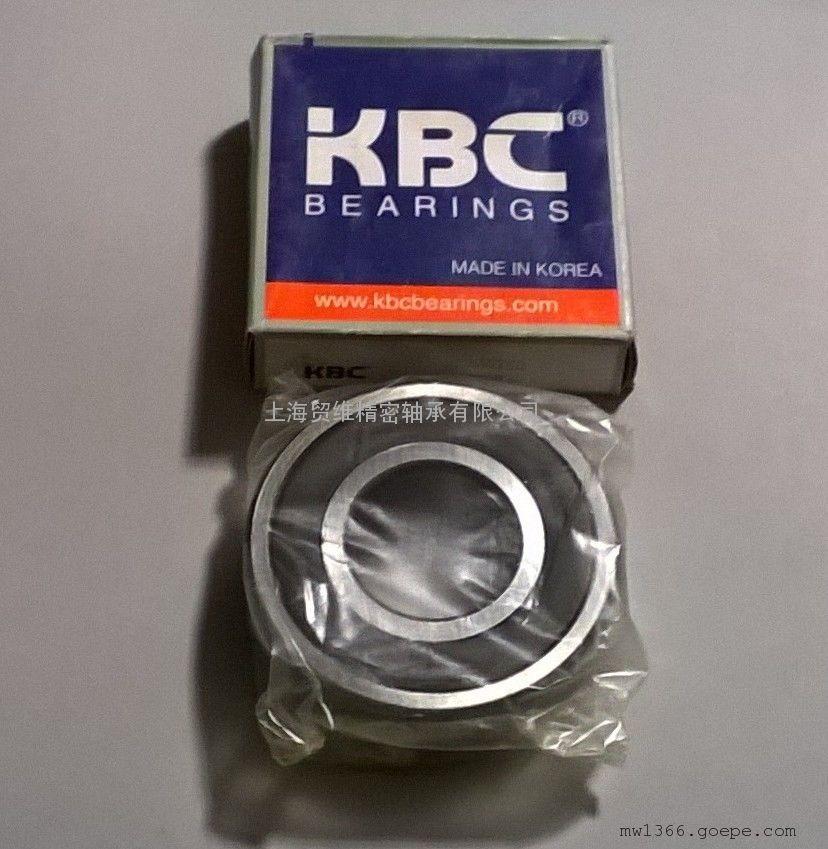 韩国KBC轴承华东区域总代理贸维KBC轴承
