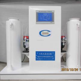 医院污水消毒设备电解法二氧化氯发生器设备型号