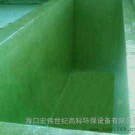 海南玻璃钢防腐工程