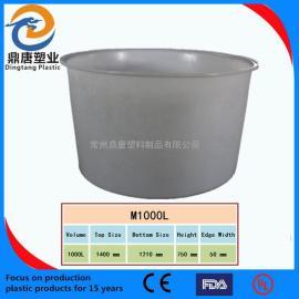 江西南昌1吨塑料活鱼桶