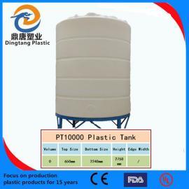 河北10吨塑料水塔