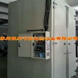 热销型变压器固化炉 变压器专用烘箱 轨道台车式变压器烘箱