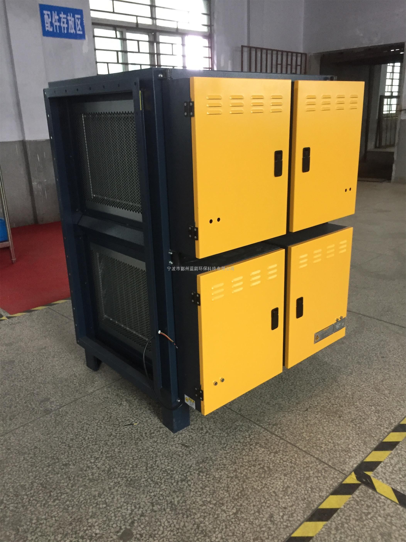 杭州安装冷镦机、热处理油烟净化器效果