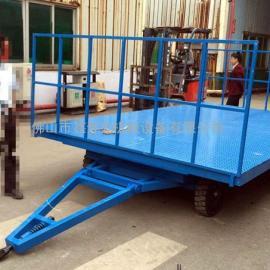 哪里可以定制大型平板拖车定制载重车?