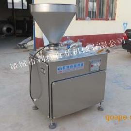 利特机械30液压灌肠机、气动定量灌肠机、肉泥灌肠机