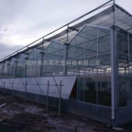 文洛式玻璃温室