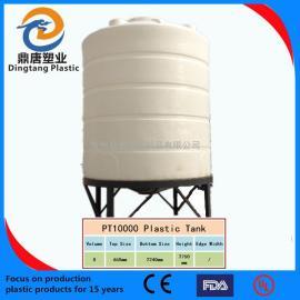 青岛10吨塑料水塔